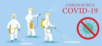 Desinfección Coronavirus Getafe
